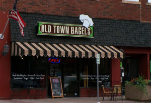 Old Town Bagels Building